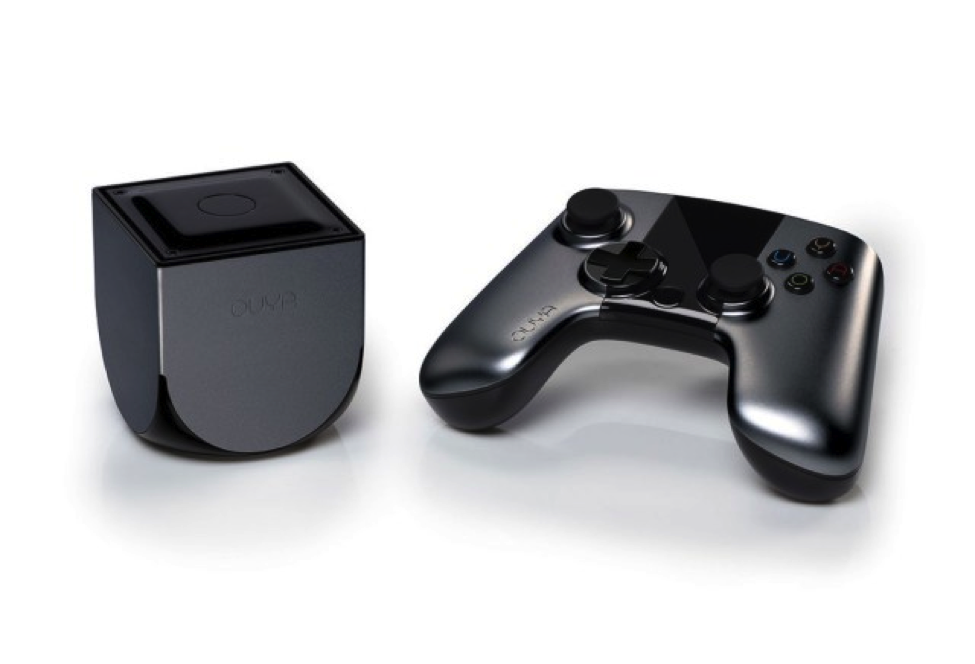 The Ouya Games Console