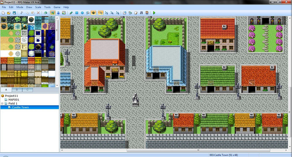 RPG-Maker-game-dev