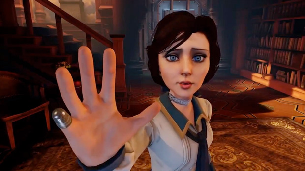 gaming family Elizabeth of Bioshock
