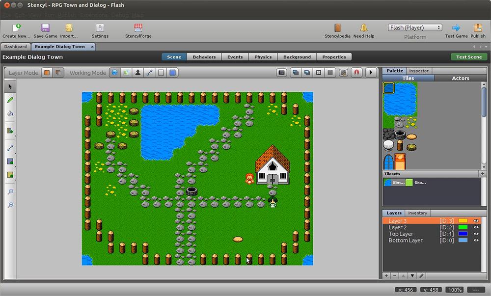 stencyl-game-development