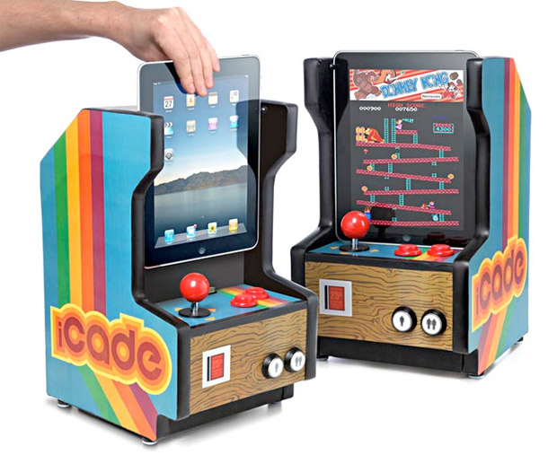 iPad-Arcade