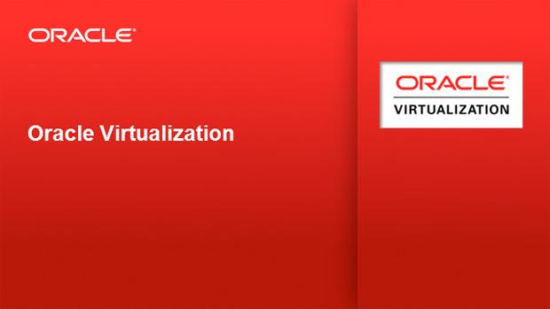 oracle-virtualisation