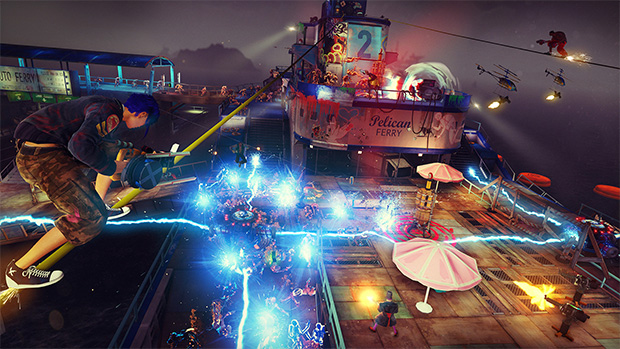 sunset overdrive The End is Nigh: 9 Post Apocalypse Games You Might Enjoy