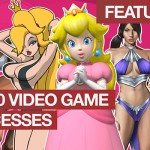 Top 10 Video Game Princesses | Gaming Princesses