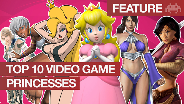 Top 10 Video Game Princesses
