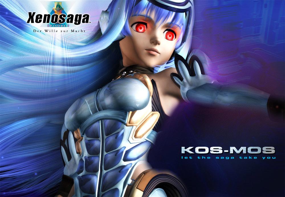 KOS-MOS--Xenosaga