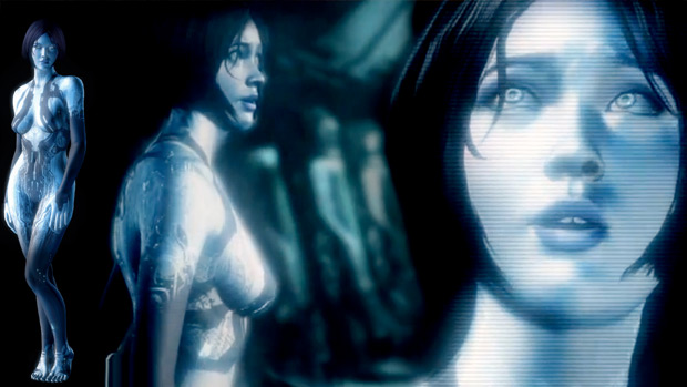 The Beautiful Cortana and Other Non Human Sex Bombs!