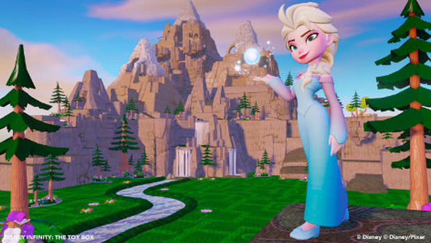 disney infinity frozen Xbox One Games for Children