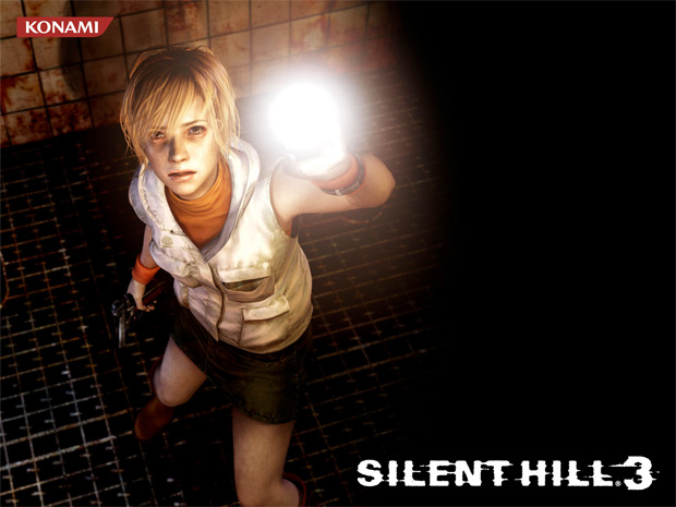 Heather-from-Silent-Hill-3