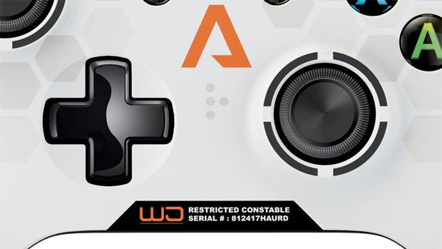 titanfall xbox controller 4