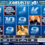 Super Heroes and Slot Machines | My Fantastic Four