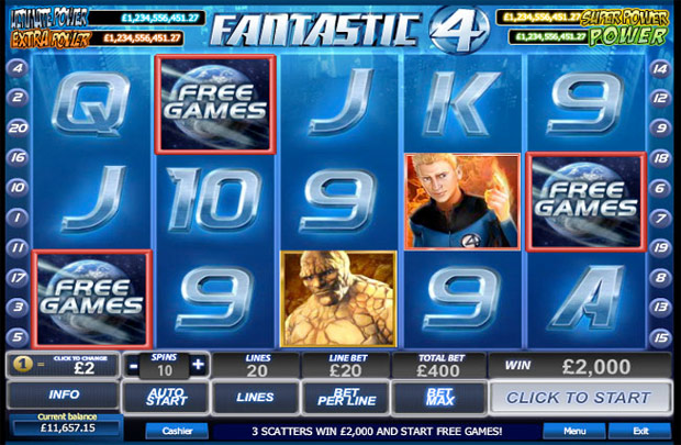 fantastic-four-slots