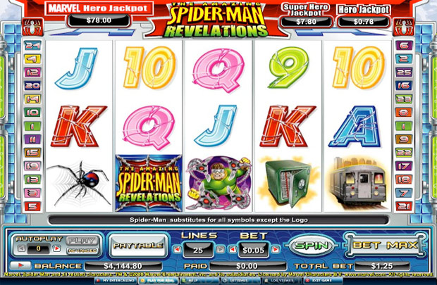 spiderman-slots