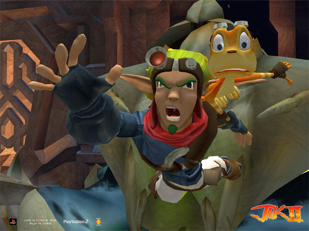 Download Jak Daxter Wallpapers: Valentines Special: 17 Video Game BROmances