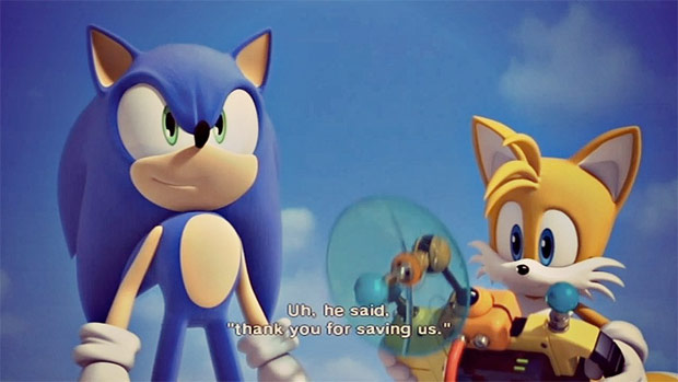 sonic-and-tails-bromance