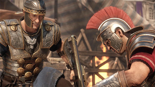 Ryse-son-of-rome-story