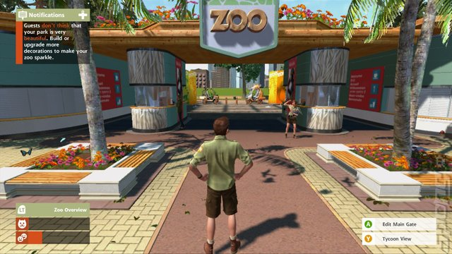 Zoo Tycoon Xbox One Xbox One Games for Children