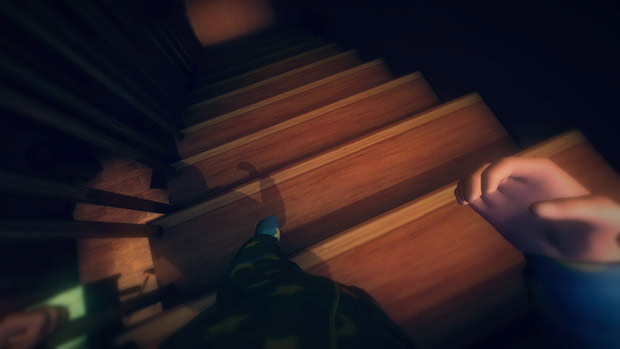 among-the-sleep stairs