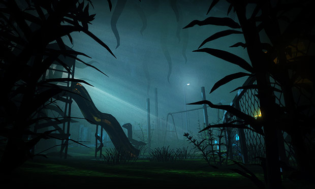 among-the-sleep park