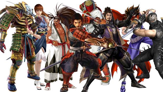 ninjas-samurai