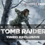 Rise of the Tomb Raider: Timed Exclusive | My Thoughts