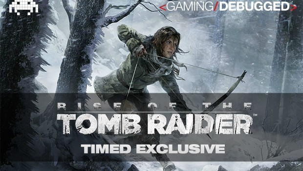 tomb raider - rise of the tomb raider timed exclusive