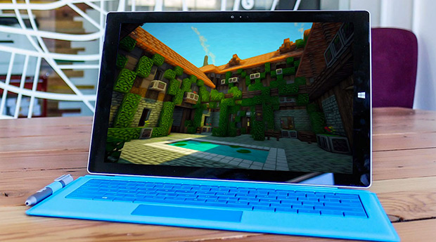 Minecraft-surface-edition