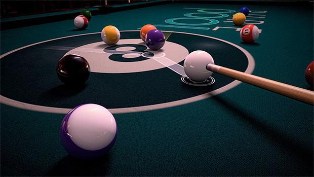 how to play 8 ball pool real life