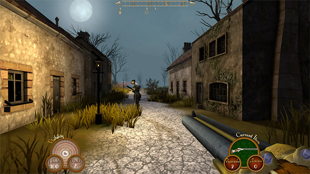 Sir, You are being hunted Mac SteamIndie Game 2