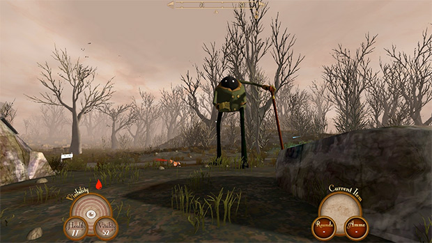 Sir, You are being hunted Mac SteamIndie Game 3