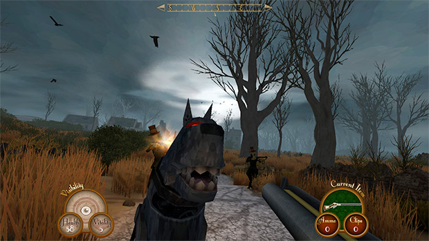 Sir, You are being hunted Mac SteamIndie Game 1