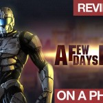 Review: A Few Days Left | iOS
