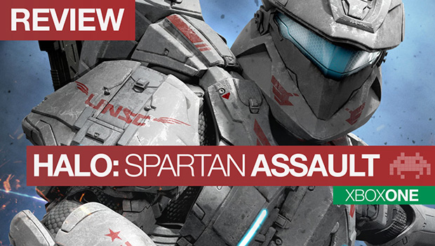 halo-spartan-assault review xbox one