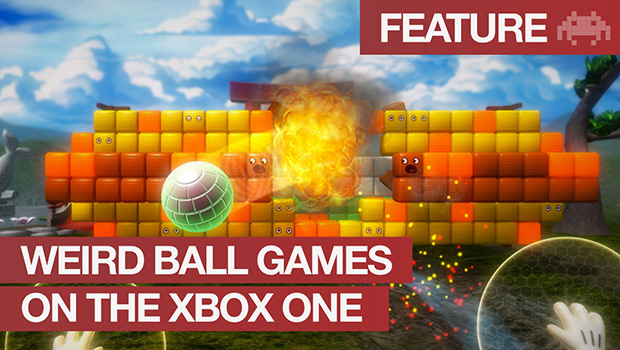 Weird Ball Games You Can Play on Xbox One