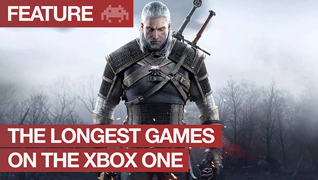 The Longest Single Player Video Games On The Xbox One