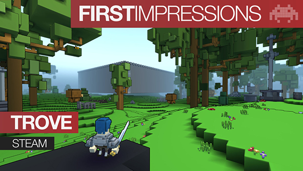 Trove: First Impressions | Steam | Mac