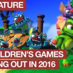 10 Kids Games Coming Out in 2016 on Xbox One