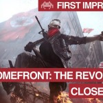 Homefront: The Revolution | First impressions | Closed Beta | Xbox One