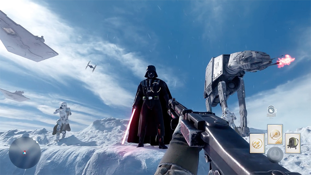 review star wars battlefront xbox one where 39 s the rest. Black Bedroom Furniture Sets. Home Design Ideas