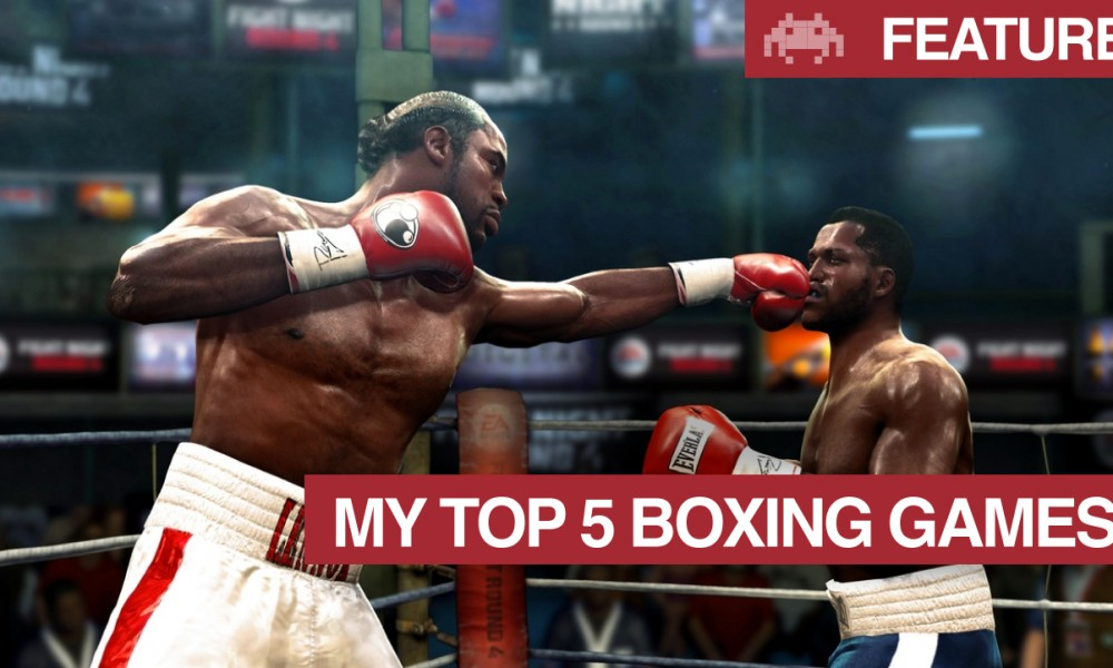 My Top 5 Boxing Games | Best Boxing Games | Gaming Blog Boxing Games