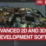 Advanced 2D and 3D Game Development Software