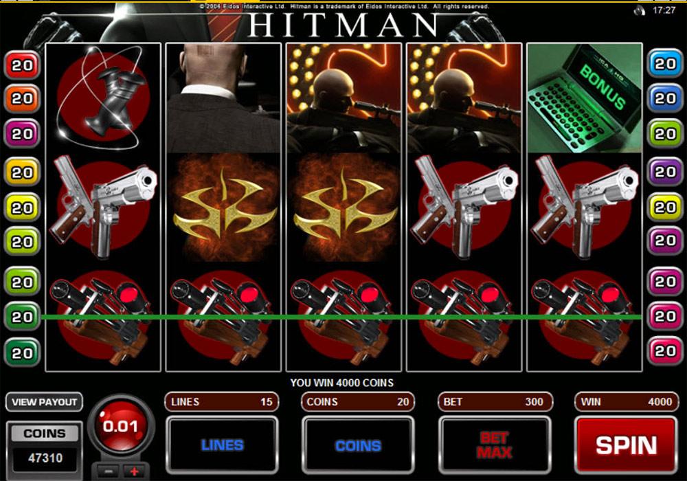 hitman-slots