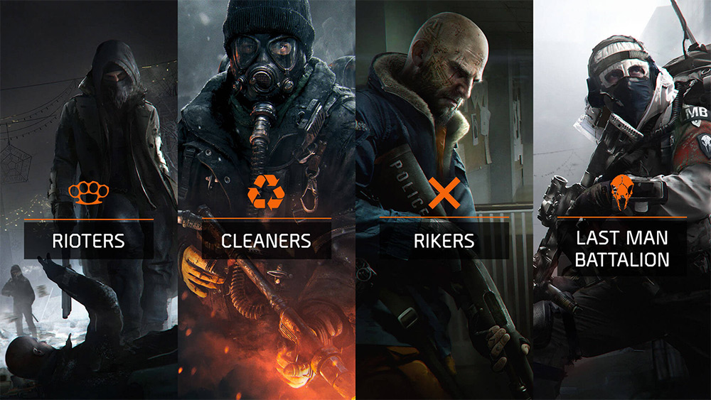 the-division-factions