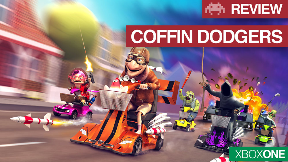 Review of coffin dodgers on xbox one short fun amp cheap