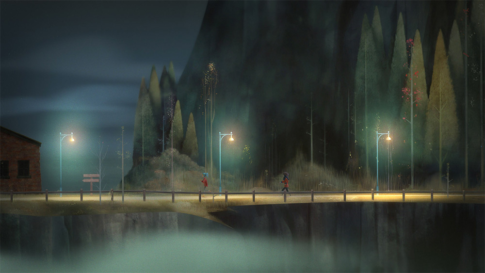 Oxenfree-gameplay