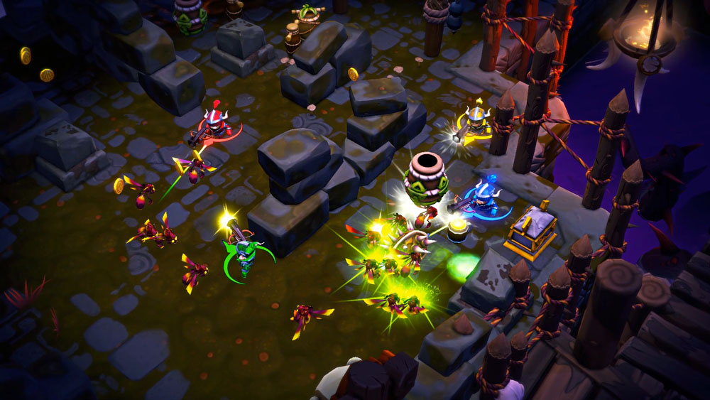 Super Dungeon Bros - Preview