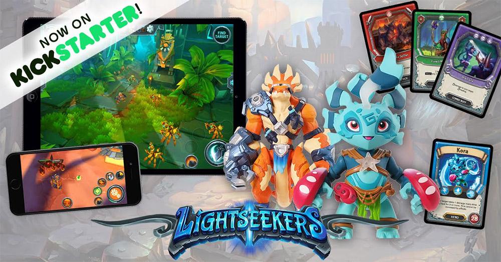 lightseekers kickstarter
