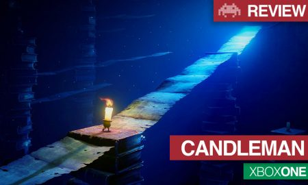 Candleman review xbox