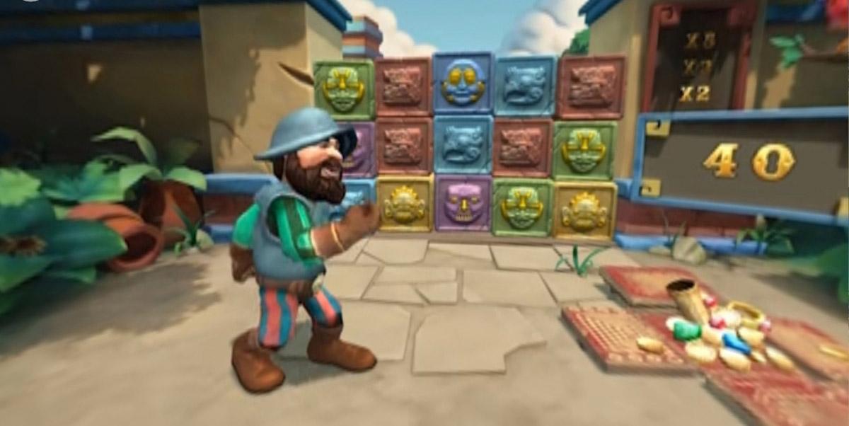 Pumpkin Smash Online Spilleautomat - Rizk Casino