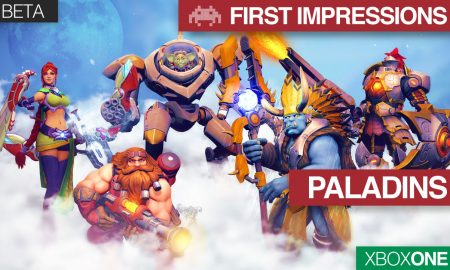 SPECIAL PROMOTION PALADINS BETA